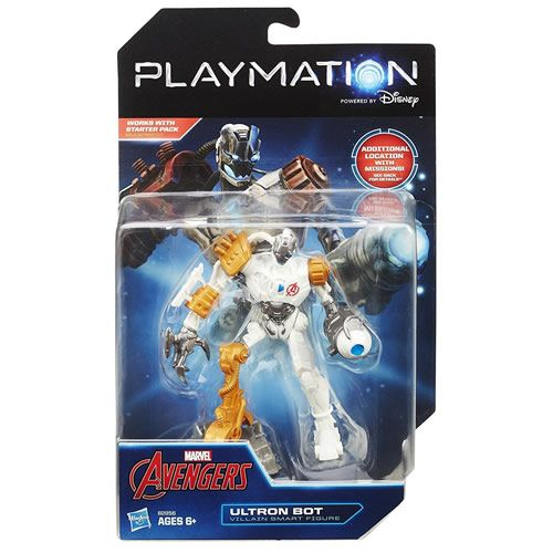 Playmation Marvel Avengers Ultron Bot Smart Figure