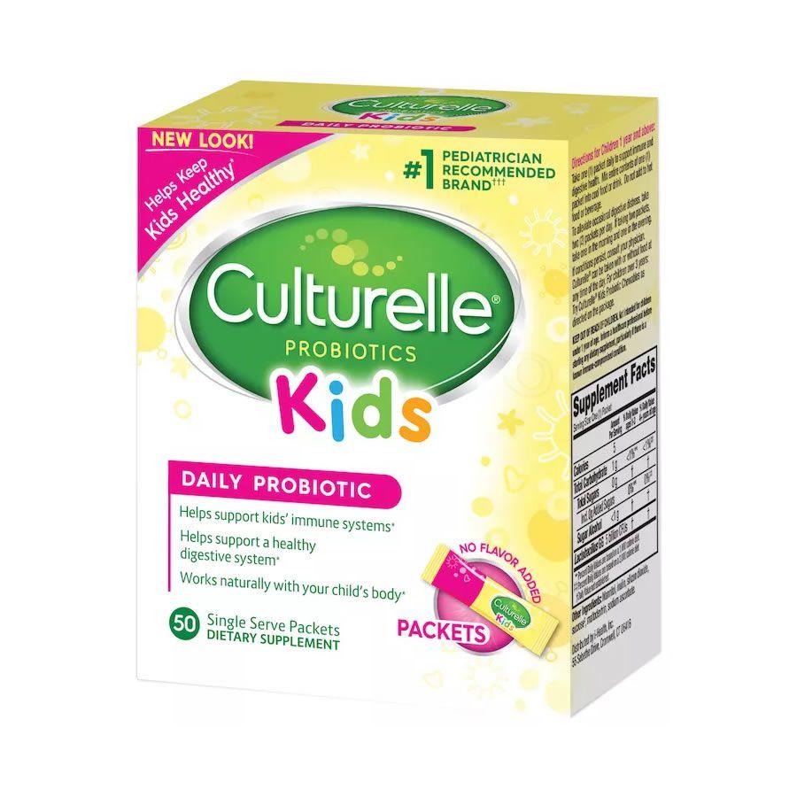 Probiótico Pediátrico Culturelle Kids 5 Bilhões - 50 Sachês