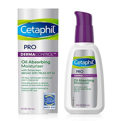 Protetor Solar Hidratante SPF 30 Reduz Oleosidade Cetaphil - 118ml