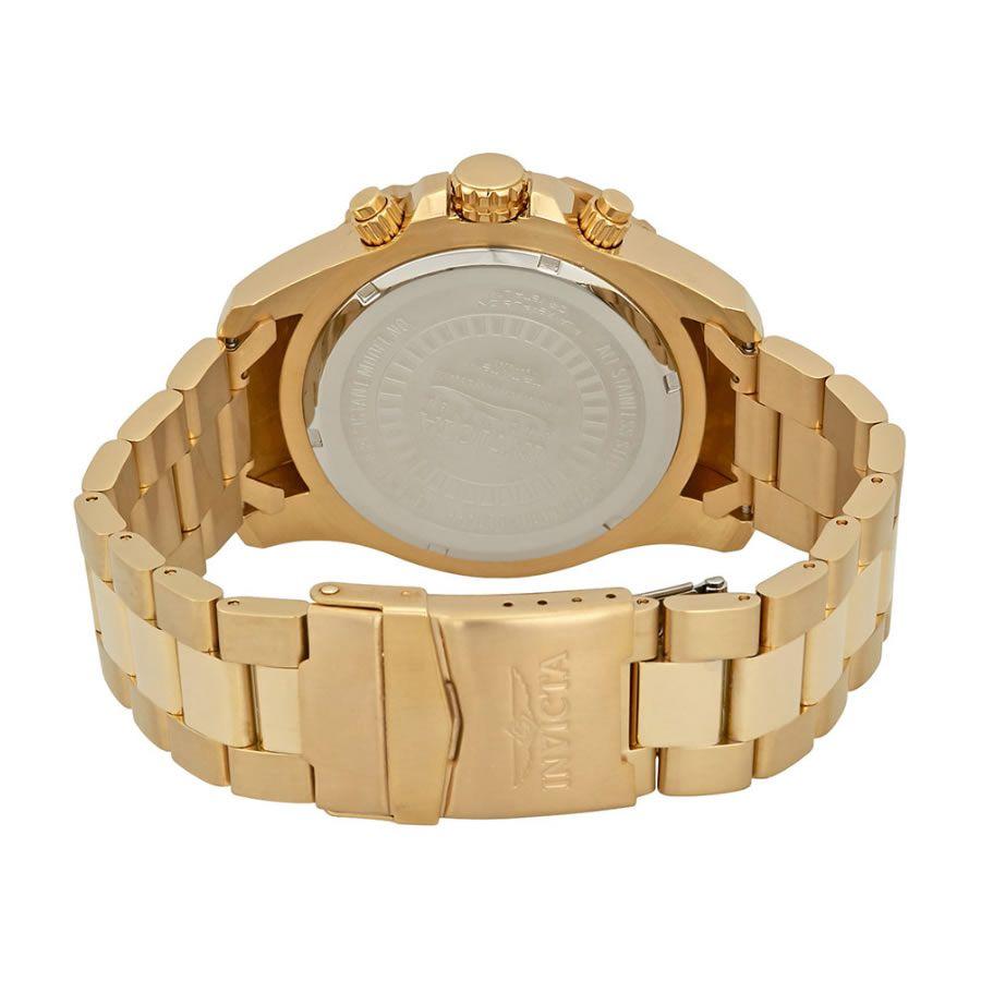 Relógio Masculino Invicta Pro Diver Modelo 22544 Â- Dourado