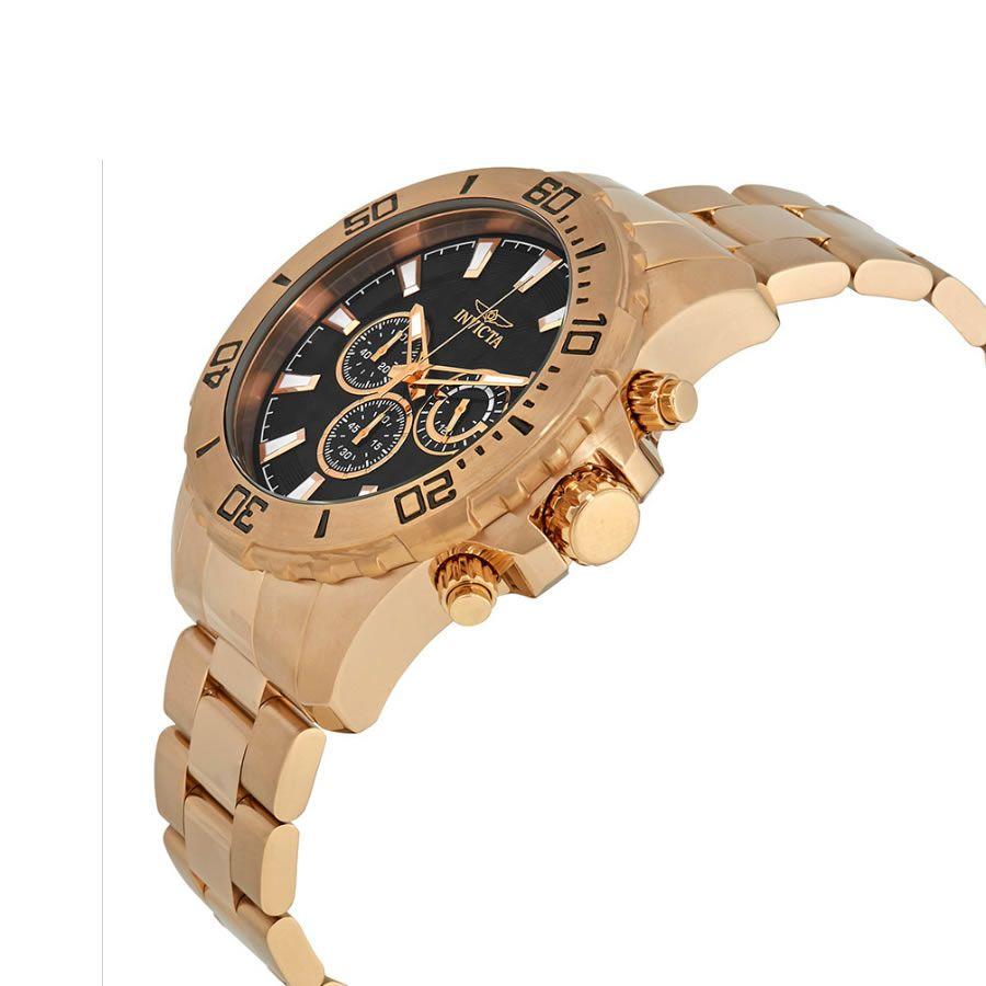 Relógio Masculino Invicta Pro Diver Modelo 22546 Â- Dourado