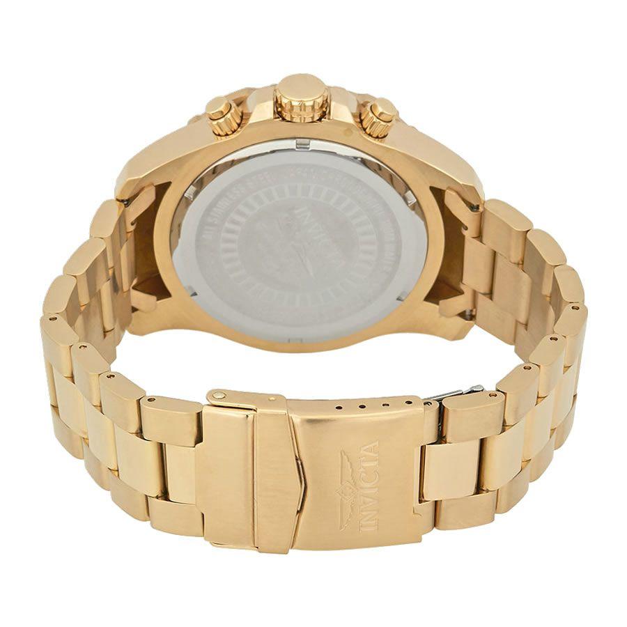 Relógio Masculino Invicta Pro Diver Modelo 22547 Â- Dourado