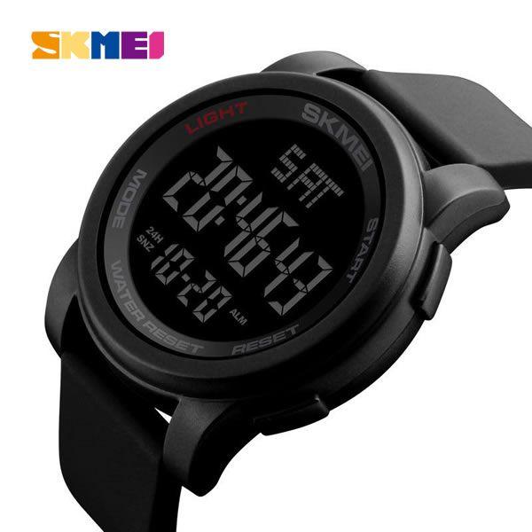 Relógio Masculino Skmei 1257 - Preto