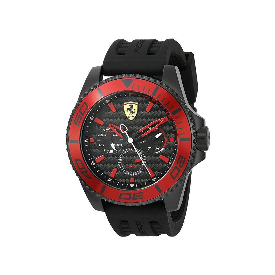 Relógio Masculino Escuderia Ferrari 0830310 XX KERS
