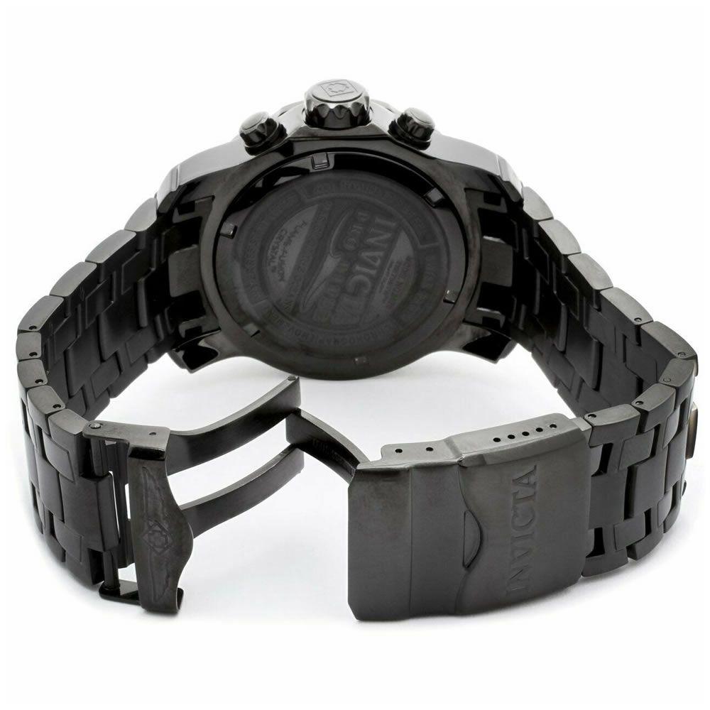 Relógio Masculino Invicta 0076 Pro Diver Collection Chronograph Â- Preto