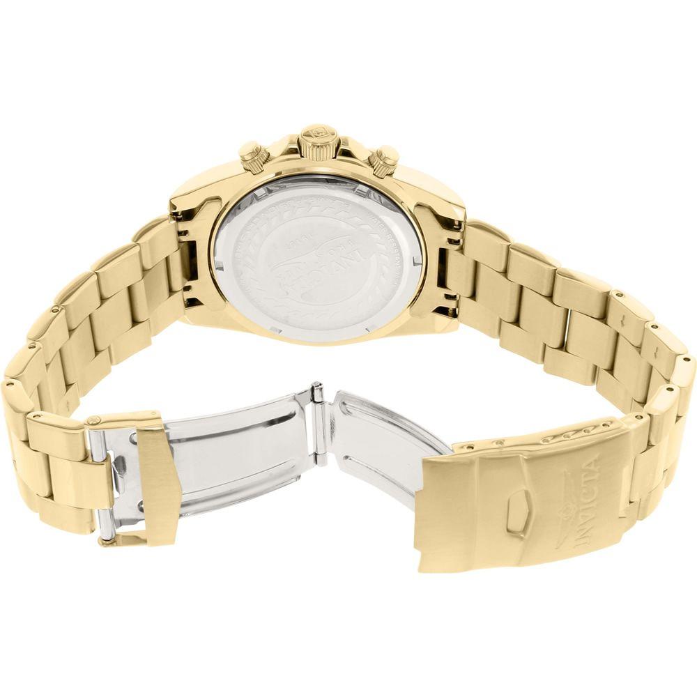 Relógio Masculino Invicta Modelo 19157 - Dourado