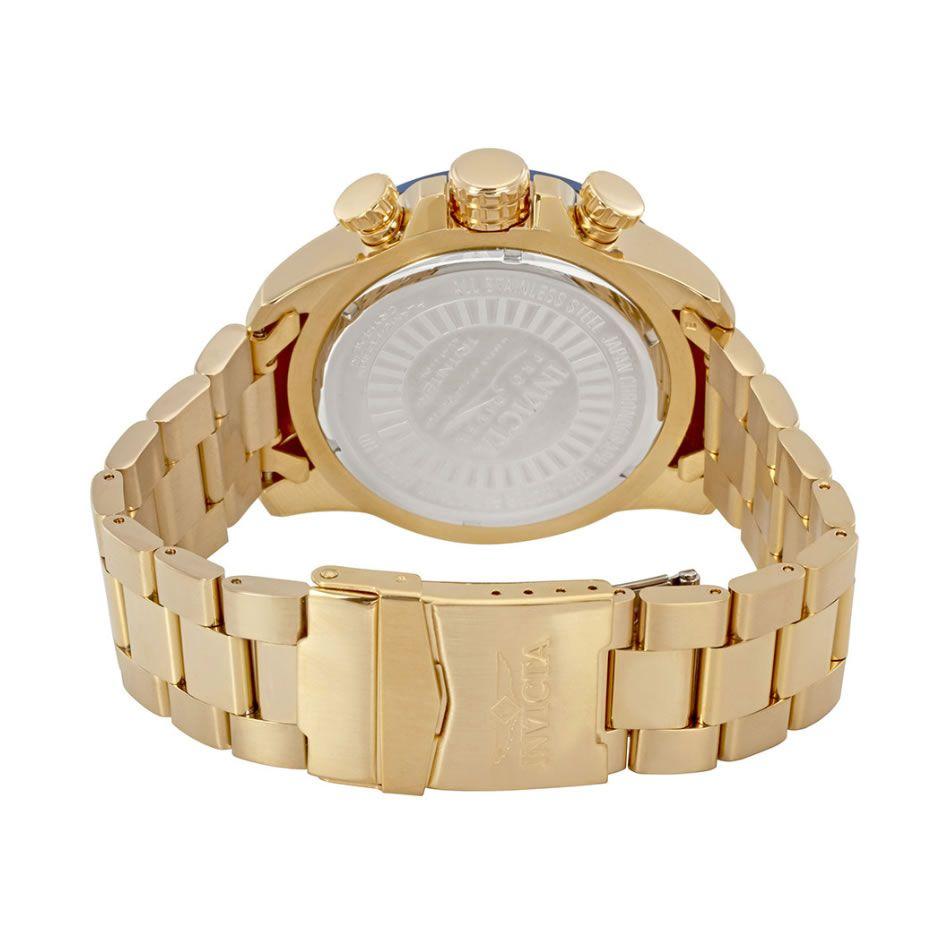 Relógio Masculino Invicta Pro Diver Modelo 22587 – Dourado