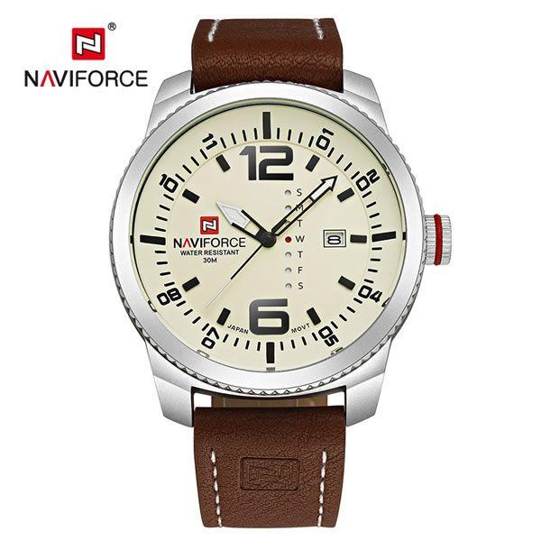 Relógio Masculino Naviforce 9063 Original Importado dos Estados Unidos