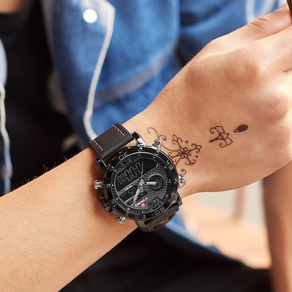 Relógio Masculino Naviforce 9134