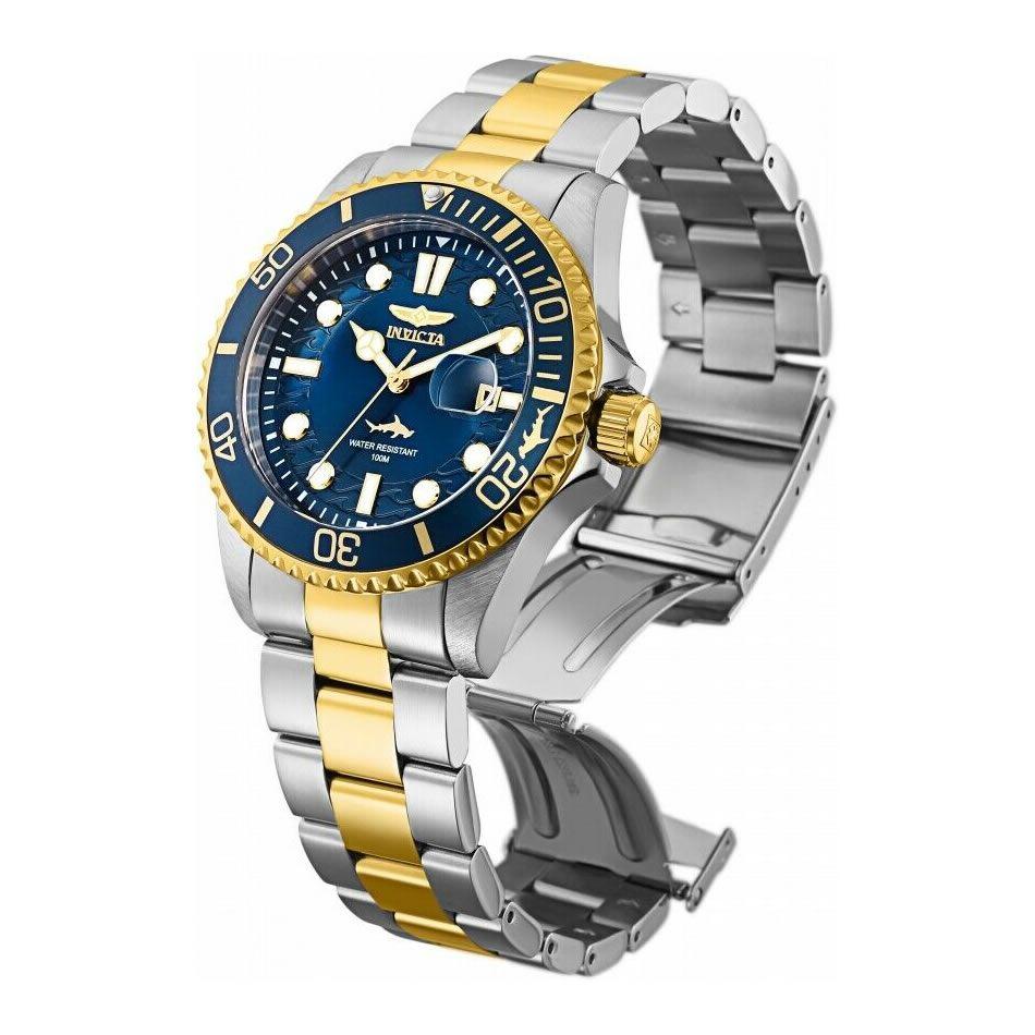 Relógio Masculino Pro Dive Modelo 30021 Aço Inoxidável