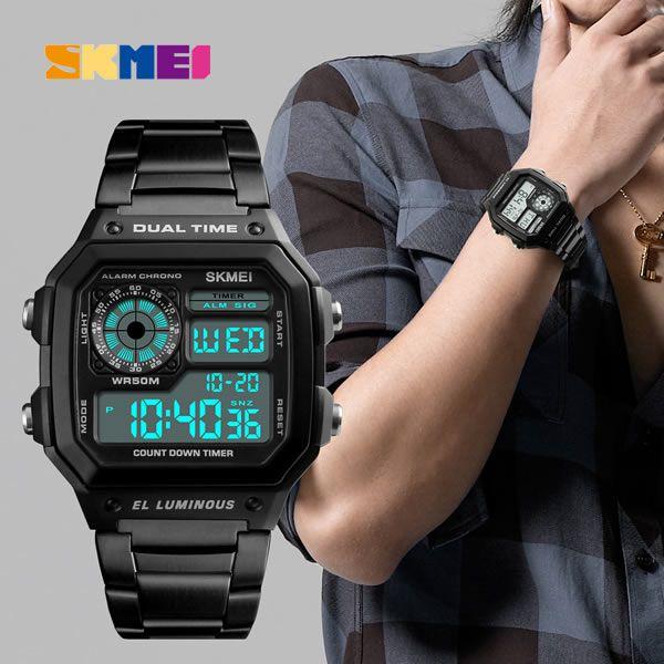 Relógio Masculino SKMEI 1335 Digital à Prova D'água