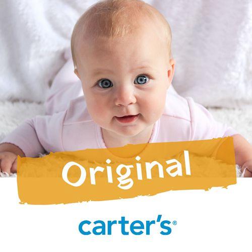 Roupas de Bebê Carters Body Manga Curta