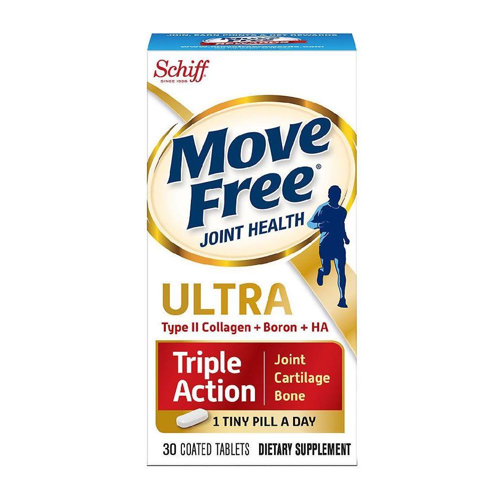 Schiff Move Free Ultra Tripla Ação Glucosamina - 75 Cápsulas
