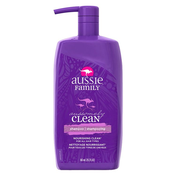 Shampoo Aussie Aussomely Clean Family  - 865ml