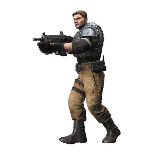 Toys Gears Of War 4 - McFarlane -  JD Fenix - Action Figure