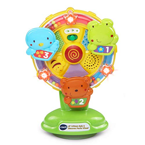 VTech Baby Lil' Critters Spin and Discover Ferris Wheel - Verde