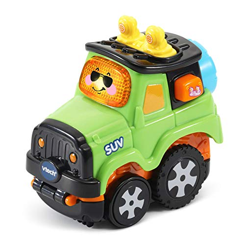 VTech Go! Go! Smart Wheels Press and Race SUV