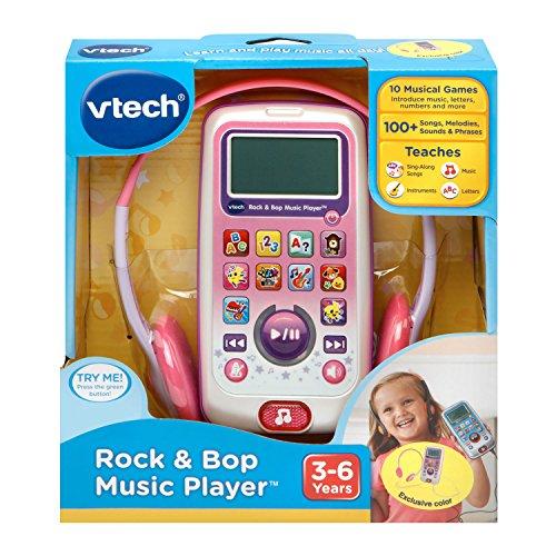 VTech Rock e Bop Music Player - Rosa