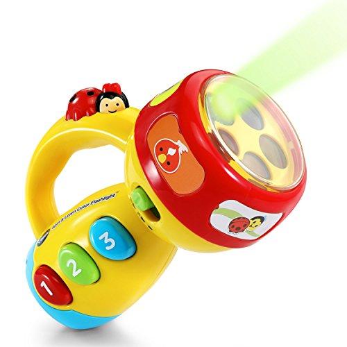 VTech Spin and Learn Lanterna Colorida - Amarela