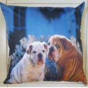 Almofadas decorativas 45 x45  com enchimento fibra siliconada anti alérgica