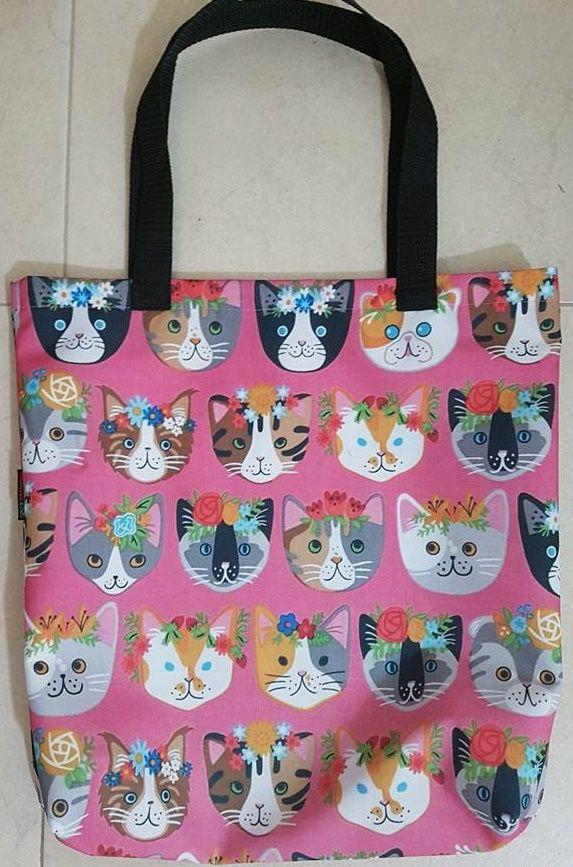 Bolsa com Alça coleção Gato