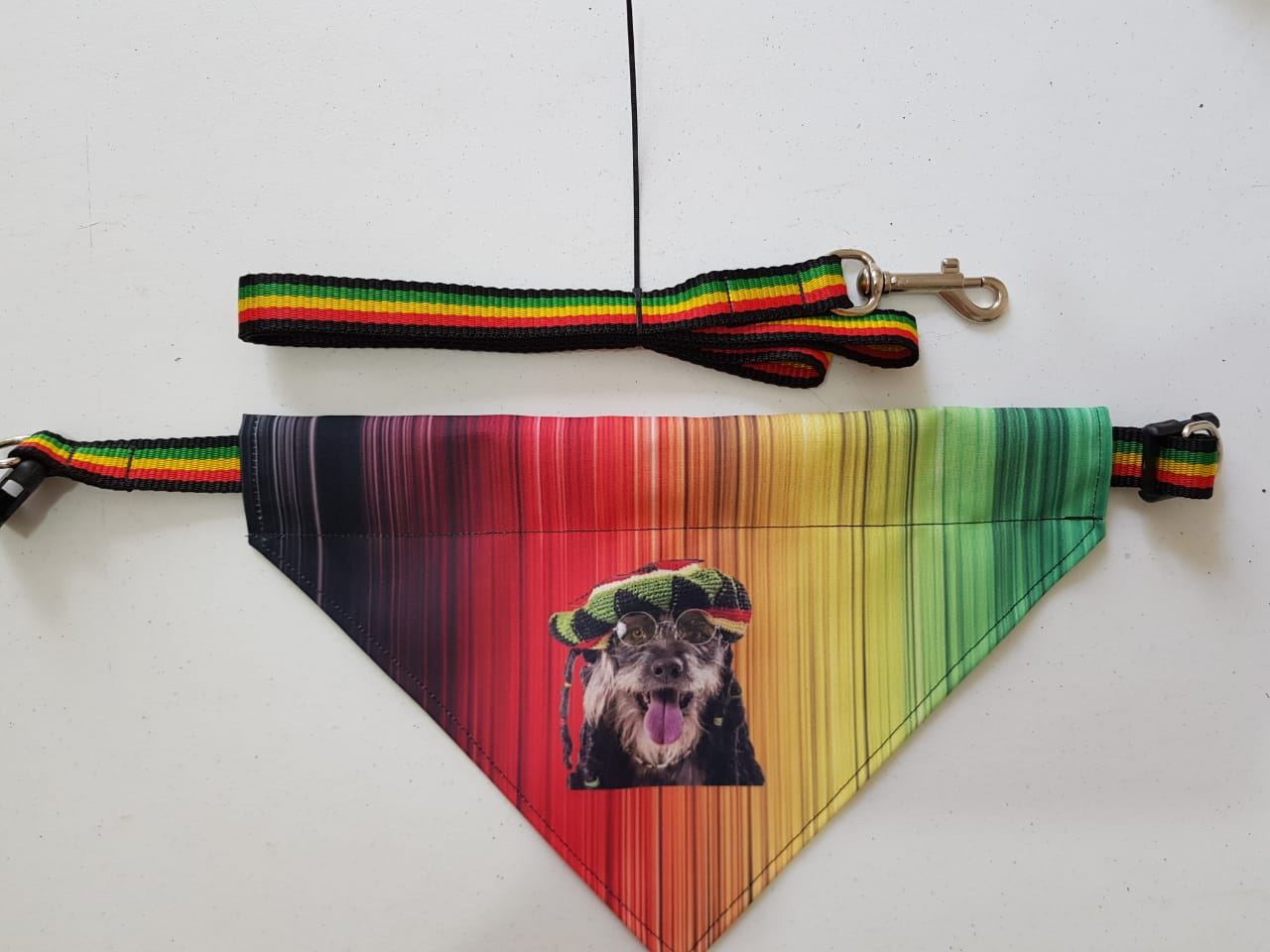 Coleira Bandana de raças para cães de Grande porte