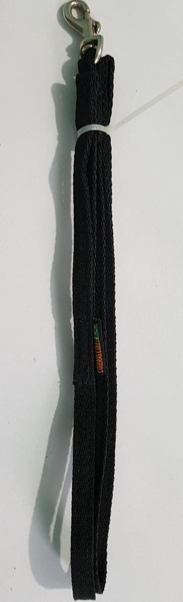 Guia de Nylon 16 mm mosquetão Blindado