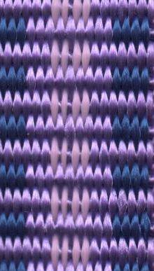 Peitoral 20 mm  tamanho 2 ideal para Dachshund. Azul
