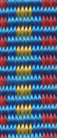 Peitoral 20 mm  tamanho 3 ideal para Cocker spaniel.Roxo