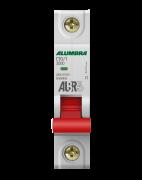Disjuntor 1X10A Din Curva C - Alumbra