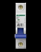 Disjuntor 1X20A Din Curva C - Alumbra