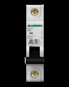 Disjuntor 1X40A Din Curva C - Alumbra