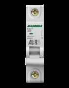 Disjuntor 1X50A Din Curva C - Alumbra