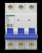 Disjuntor 3X20A Din Curva C - Alumbra