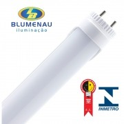 Lâmpada De Led Tubular T8 18W Blumenau Iluminação