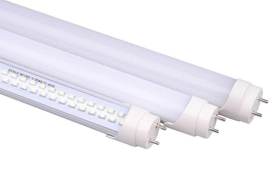 Lampada Tubular Led T8 10W Branco Quente