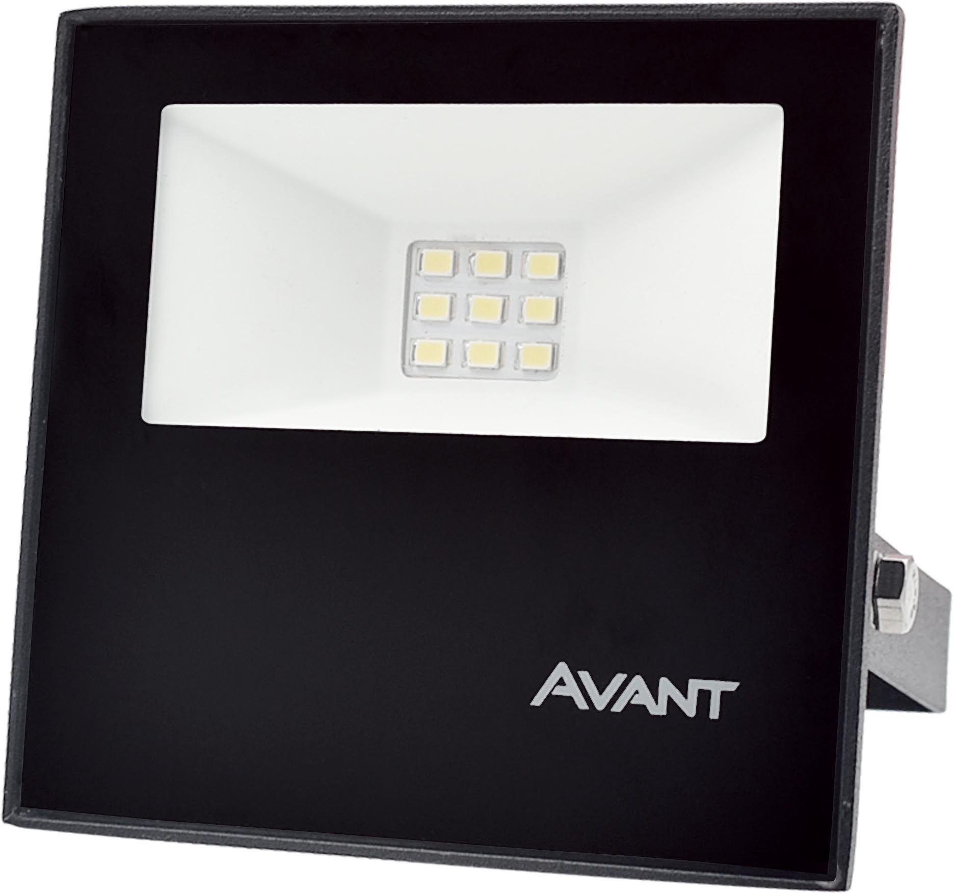 Refletor LED SLIM 10W Bivolt 6500K AVANT