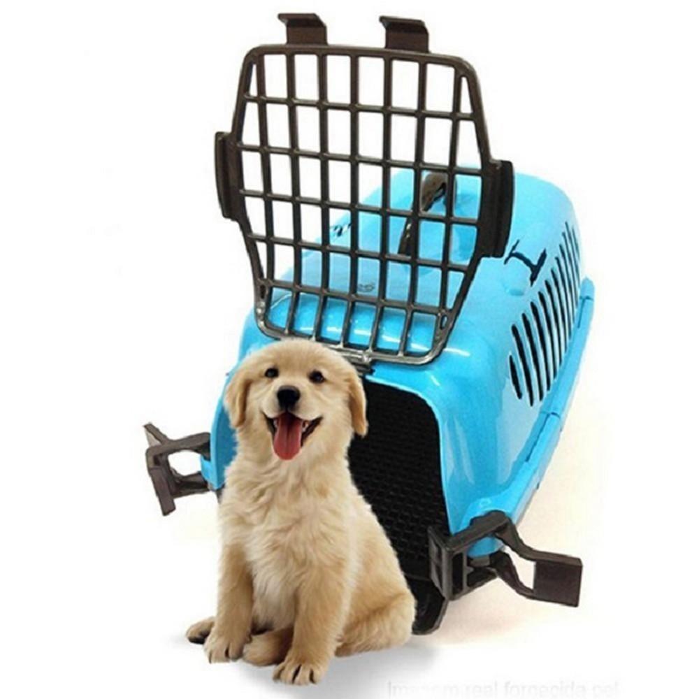 Caixa de Transporte para Pet VEC GRH88 Menor Azul
