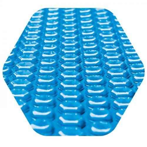 Capa Termica Piscina Azul, 4,05x2,95 E 1,55x1,50