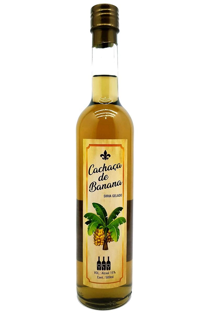 Bebida Mista de Banana Se Sobrá 500ml