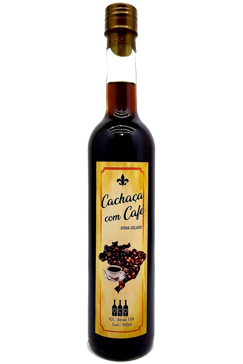 Bebida Mista de Café Se Sobrá 500ml