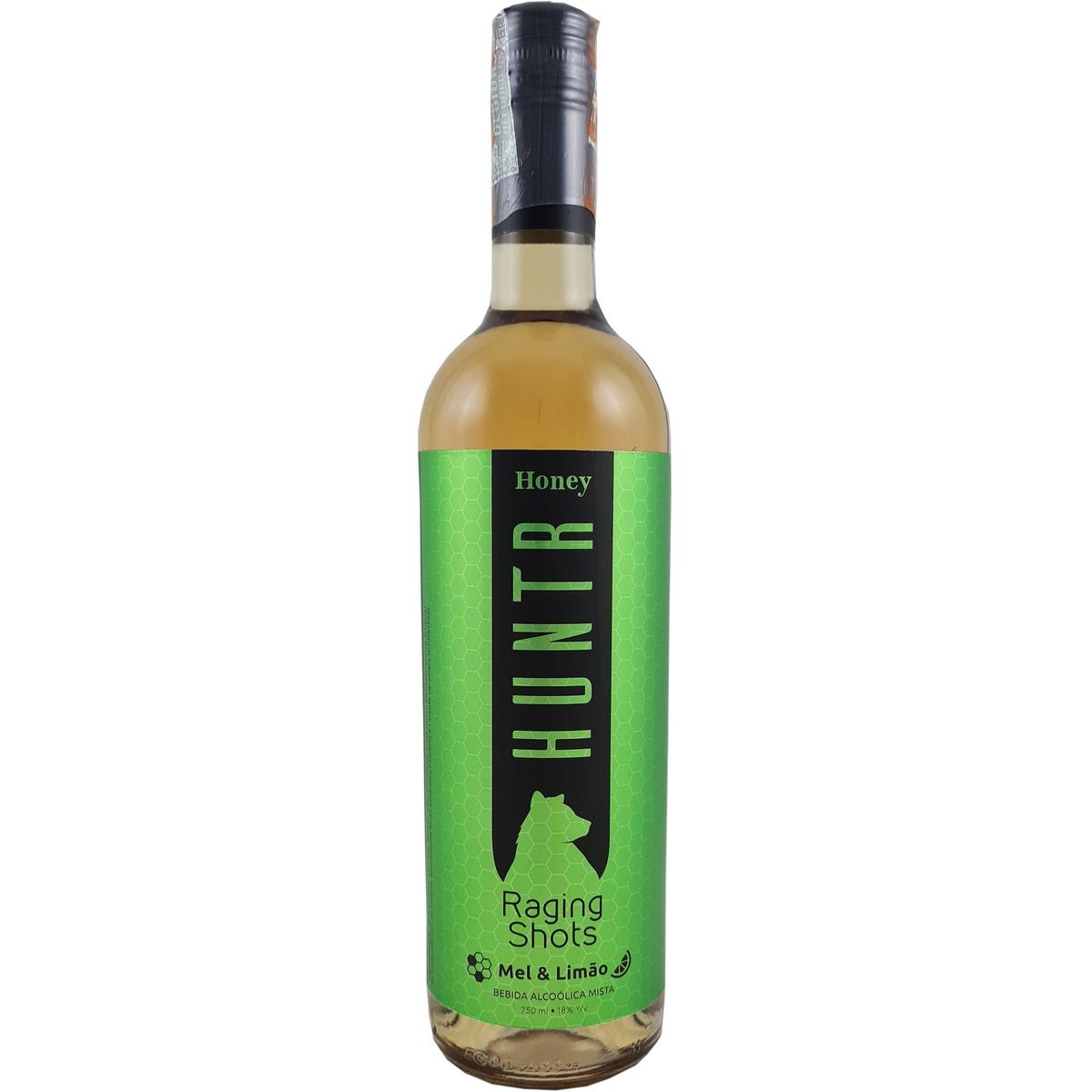 Bebida Mista Mel e Limão Honey Huntr 750ml