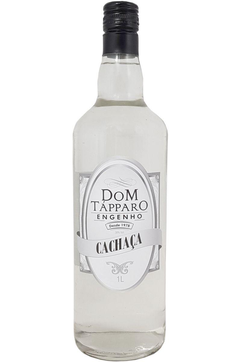 Cachaça Dom Tápparo Prata 1000ml