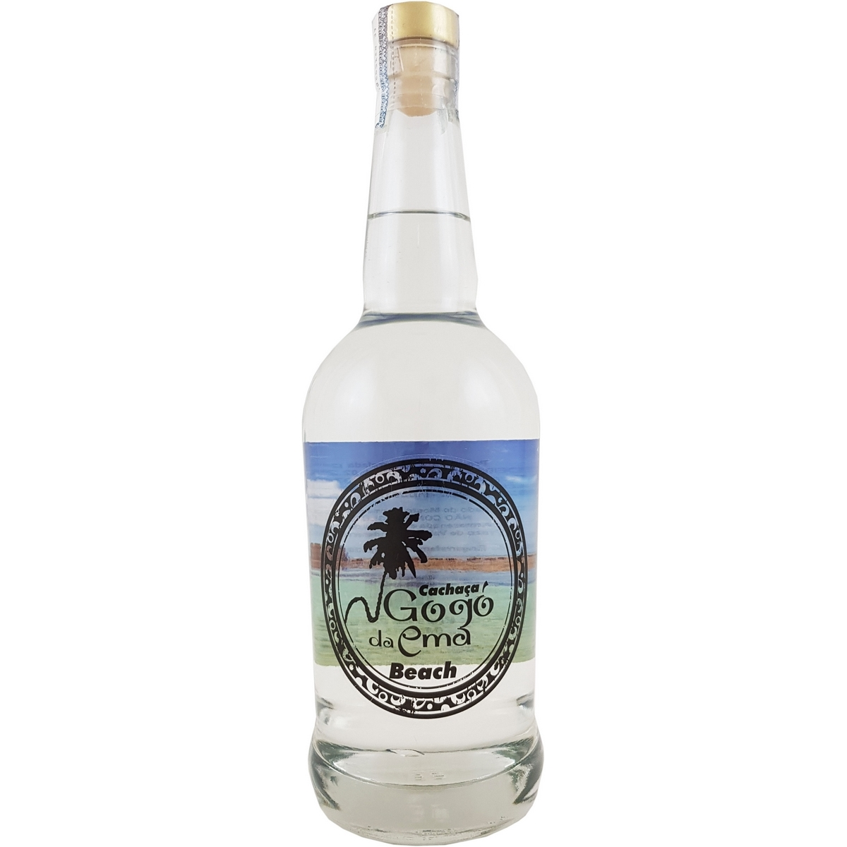 Cachaça Gogó da Ema Beach 750ml