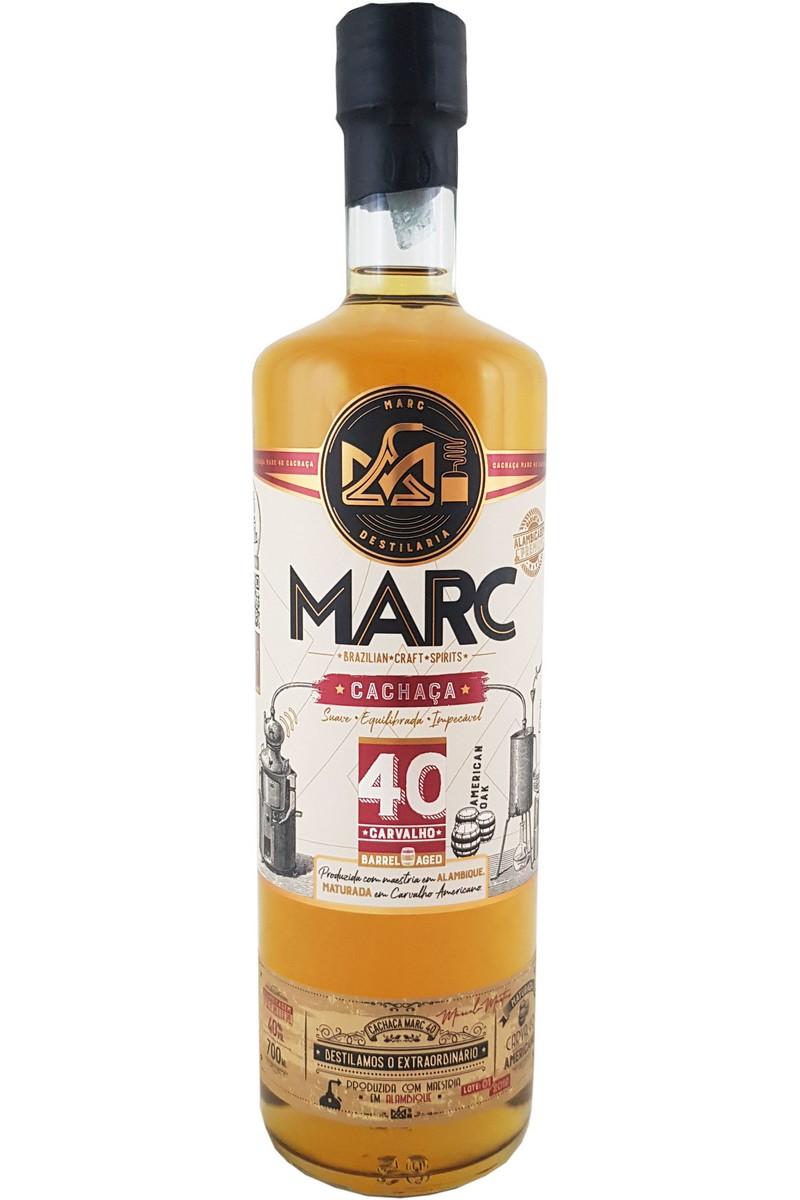 Cachaça Marc Carvalho Americano 700ml