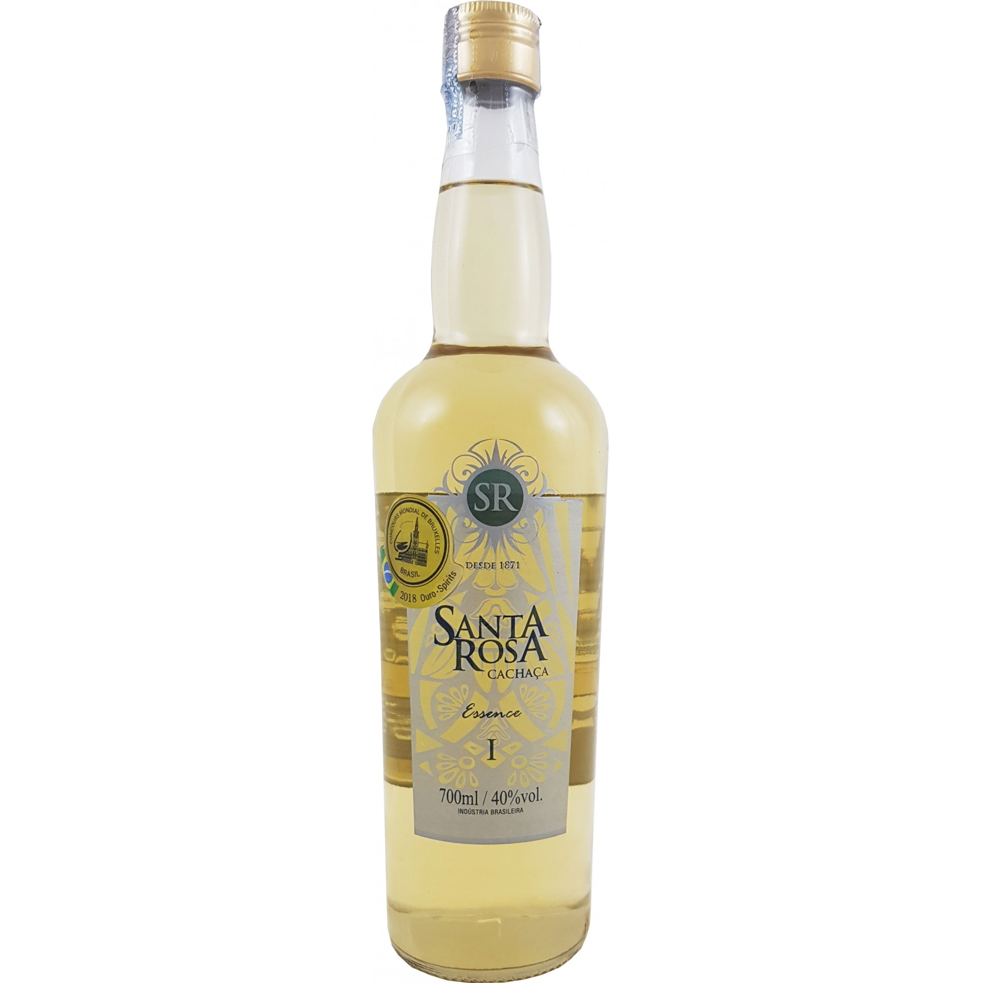 Cachaça Santa Rosa Essence I 700ml