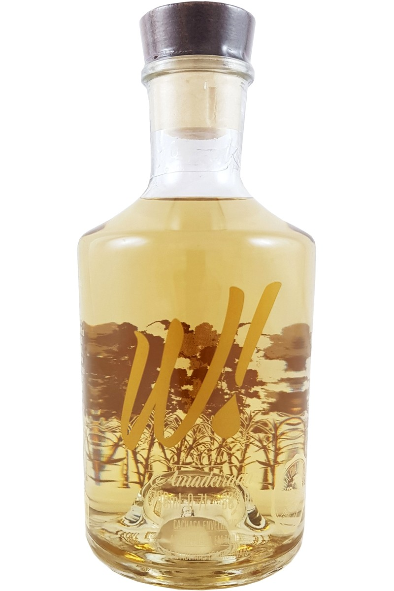 Cachaça W! Exclusive Amadeirada 700ml