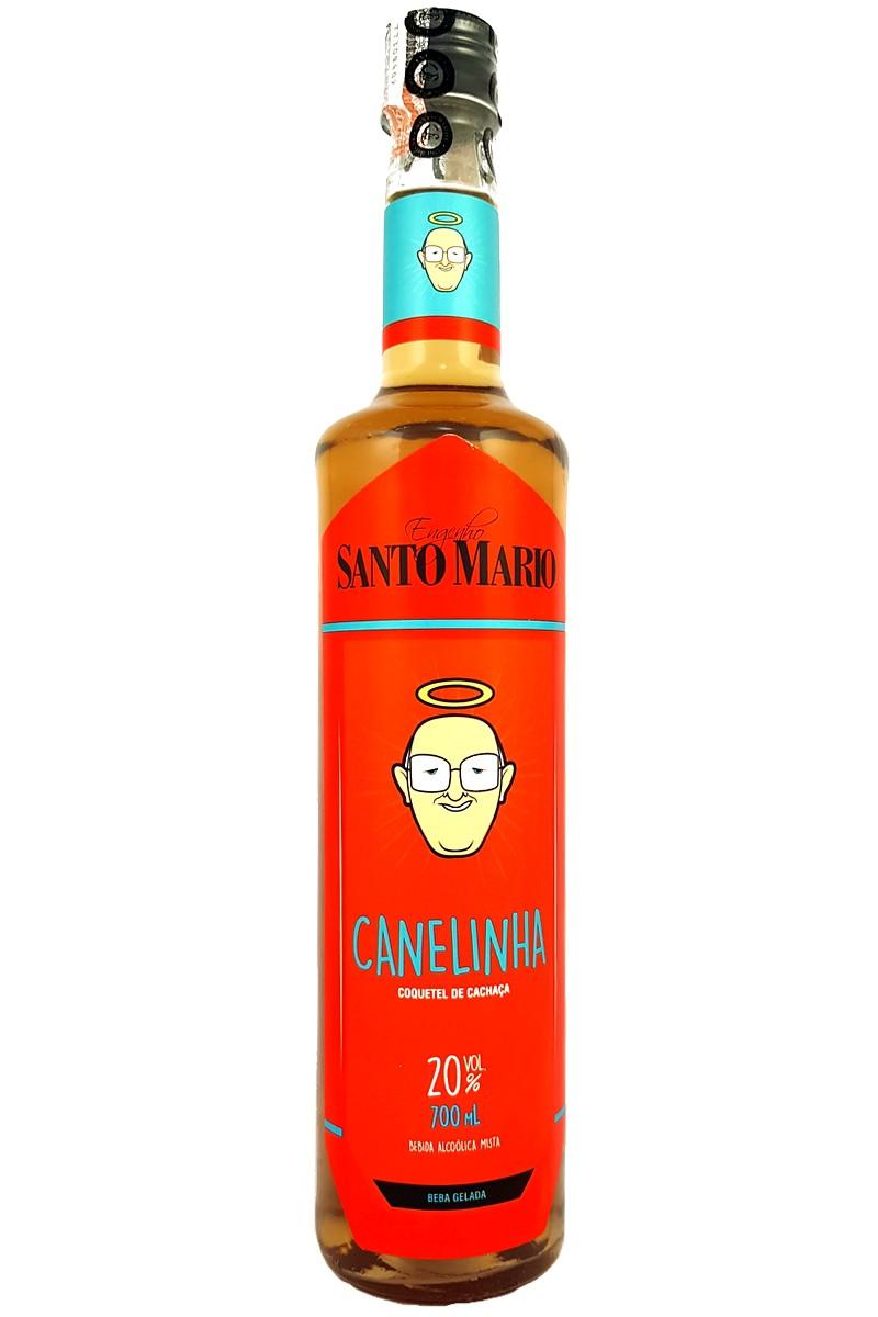 Coquetel de Canelinha Santo Mario 700ml