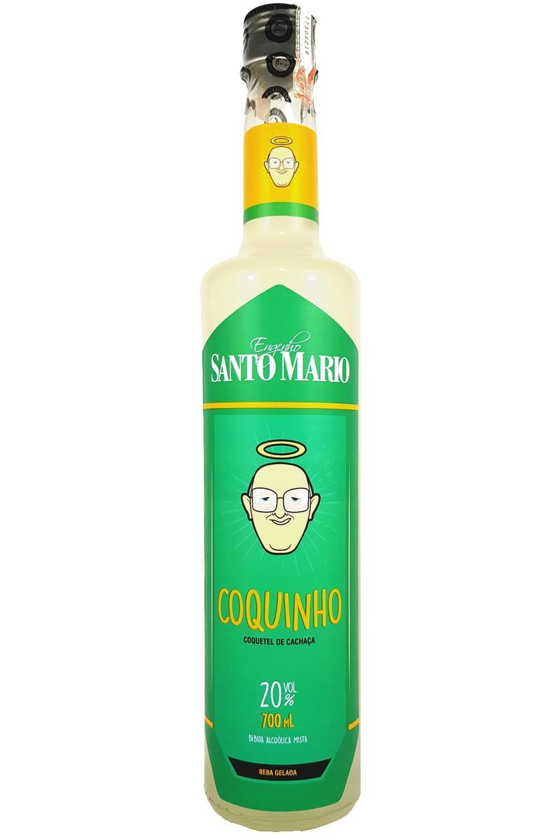 Coquetel de Coquinho Santo Mario 700ml