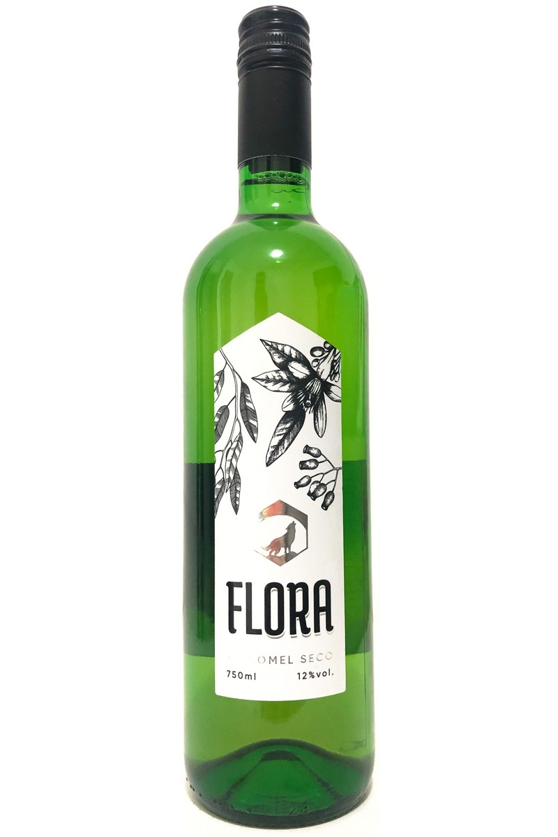 Hidromel Flora Seco - Lobos Hidroméis 750ml